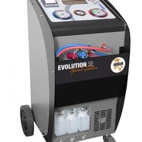 Vollautomatisches Klimaservicegerät für Kältemittel R134a oder R1234yf BASIC SE / YF
