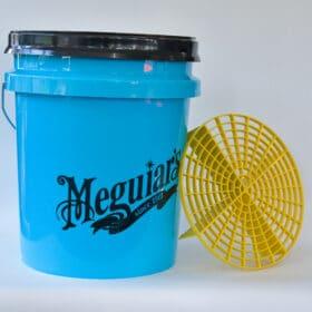 Meguiars Wascheimer mit Grit Guard und Deckel
