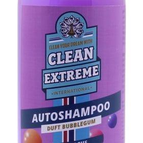 CLEANEXTREME Autoshampoo Konzentrat Strawberry mit Wachs 0,5 Liter