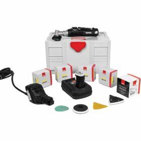 Rupes iBrid Nano Q-MAG Schleifmaschine mit Magnetteller, Set